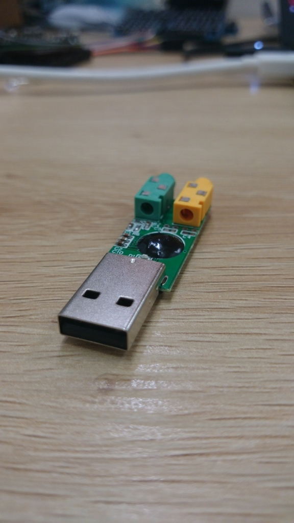 Generic USB Sound Device