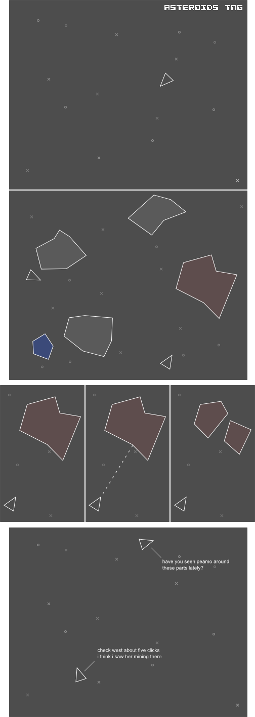 Asteroids TNG Mockup